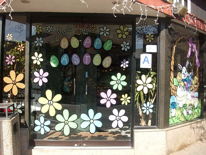 Easter Window Trail- Reading image