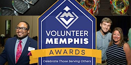 2021 Volunteer Memphis Awards tickets