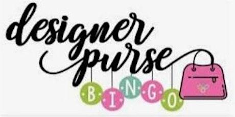 Designer Purse Bingo tickets