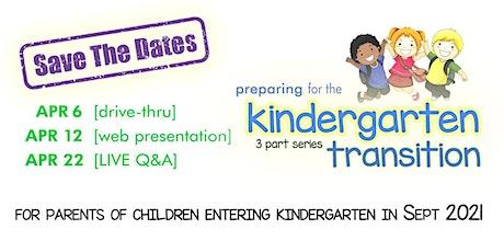 Enfield's Transition to Kindergarten tickets