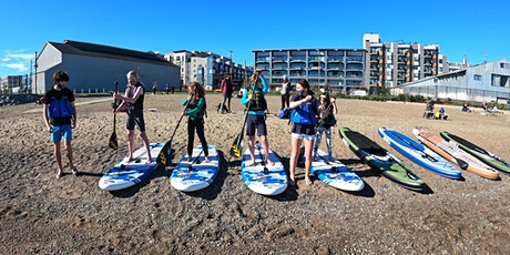 Dogpatch Paddle Camp: Session 9 • BBQ & Paddle Olympics tickets