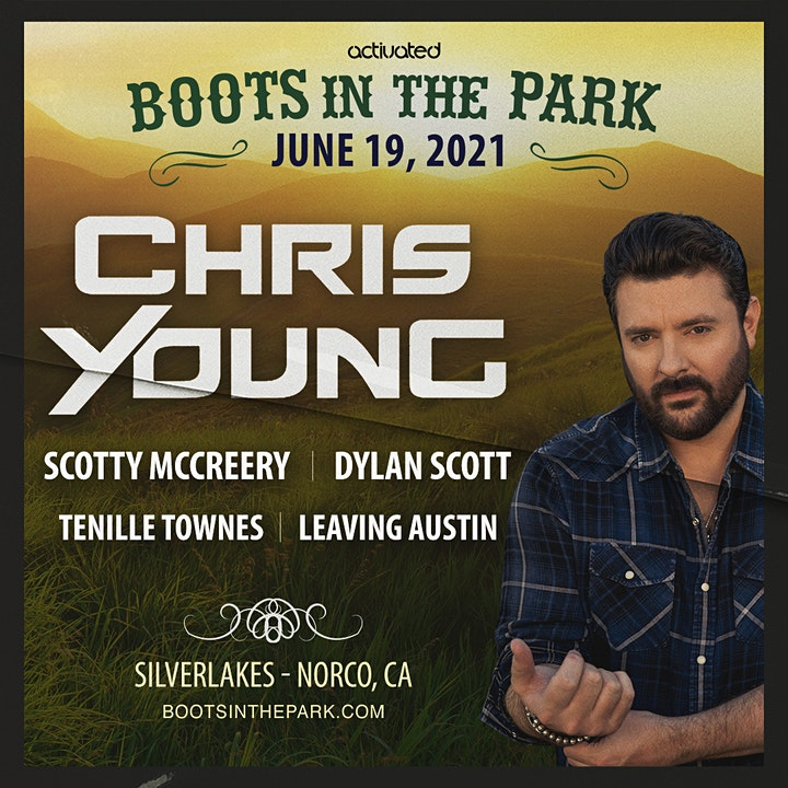 Chris Young & Friends presented by Boots in the Park image