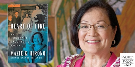 P&P Live! Sen. Mazie K. Hirono | HEART OF FIRE with Nina Totenberg tickets
