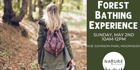 Forest Bathing Experience w/ Nature of the North tickets