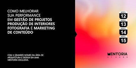 Mentoria At Home - Design Experience ingressos