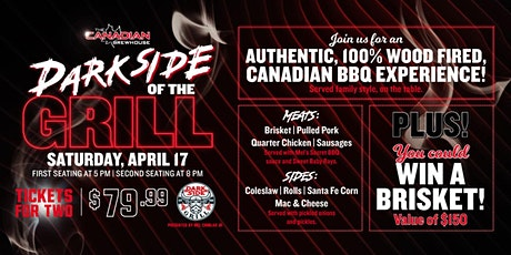 Dark Side of the Grill (Edmonton - Ellerslie) tickets