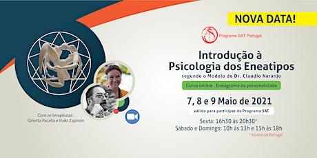 Introdução à Psicologia dos Eneatipos segundo o Dr. Claudio Naranjo ingressos