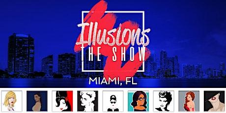 Illusions The Drag Queen Show Miami - Drag Queen Dinner Show - Miami, F tickets