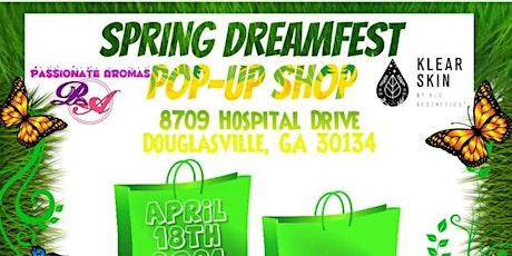 Spring Dreamfest Pop-Up Shop tickets