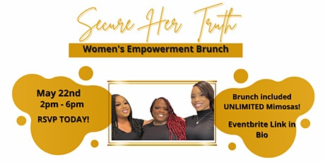 Secure Her Truth tickets