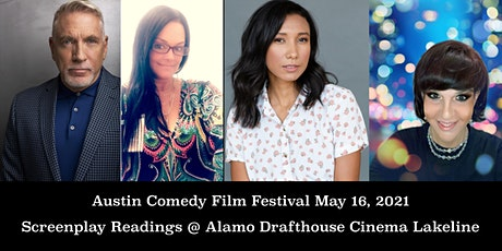 Austin Comedy Film Festival Spring 2021 Session 3 Screenplay Readings tickets