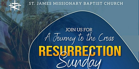 RSVP For St.James Missionary Baptist Church Sunday Morning worship tickets