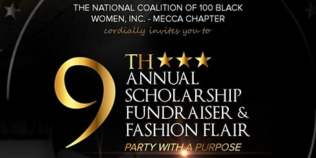 9th Annual NCBW - MECCA Chapter | Scholarship Fundraiser & Fashion Flair tickets