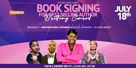 Book Signing (Author Brittany Conrod) tickets