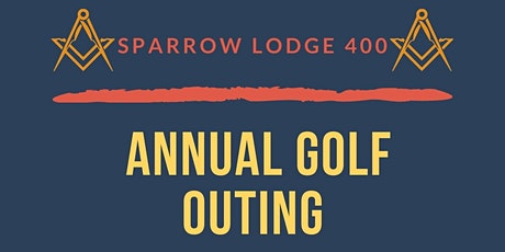 Sparrow Lodge 400 Golf Outing tickets