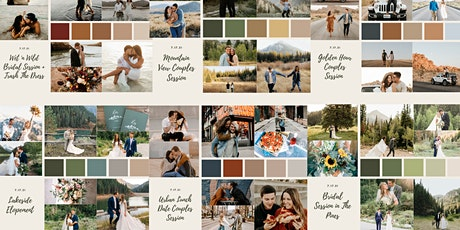 Utah Content Day: 6 Styled Shoots For Photographers tickets