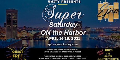 An EPIC Super Saturday, On the Harbor tickets