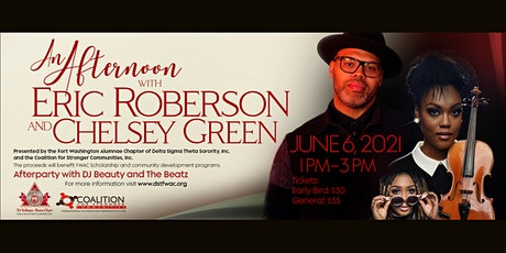 An Afternoon with Eric Roberson and Chelsey Green tickets