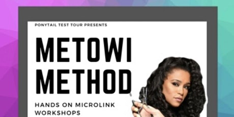 Ponytail Test Tour Presents [CHI] Metowi Method Microlink Workshop tickets