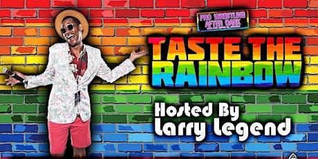 Pro Wrestling Afterdark Pride Presents:Taste The R tickets