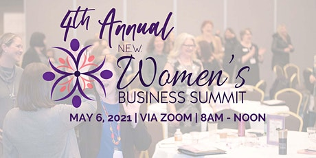 4th Annual N.E.W. Women's Business Summit tickets