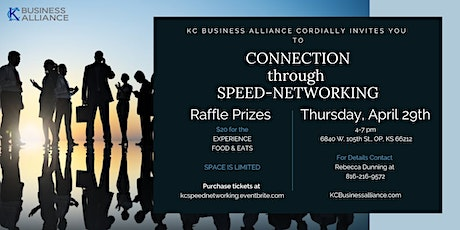 BUSINESS SPEED-NETWORKING & CONNECTION tickets