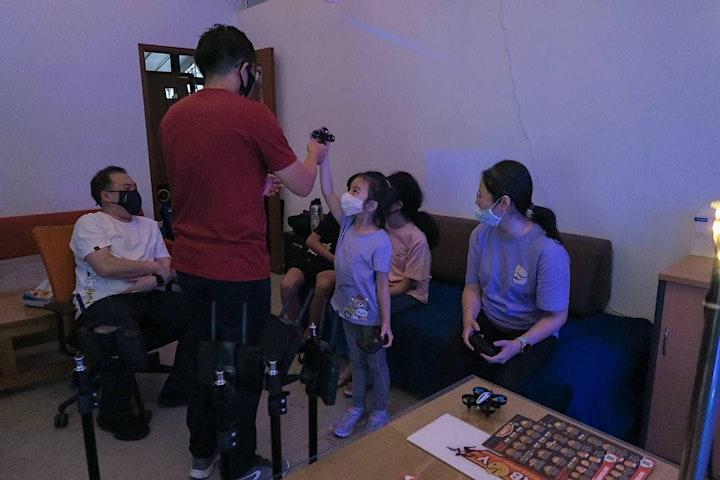 STEM & Coding Workshop for Parents & Kids: Exploring Automation with Drones image