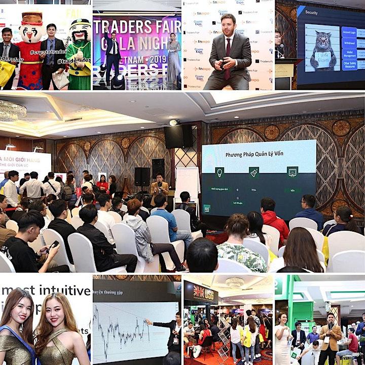 Traders Fair 2022 - Vietnam, Hà Nội (Financial Education Event) image