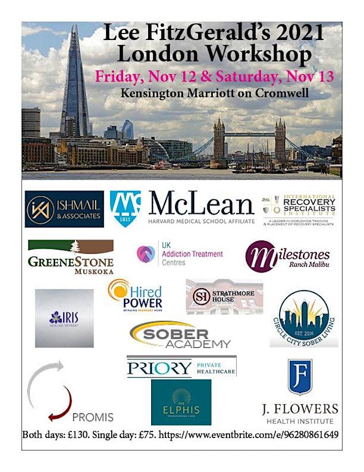 2021 UK Mental Health and Addictions Workshop image