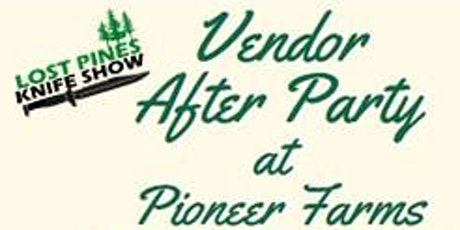Vendor After Party tickets