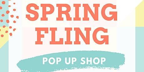 Spring Fling Pop Up Shop tickets