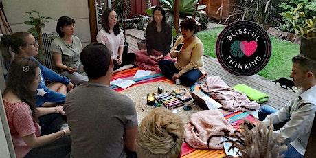 IN-PERSON ADVANCED Self Healing Meditation Techniq tickets