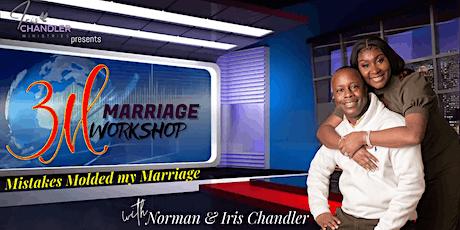 3M Marriage Workshop tickets