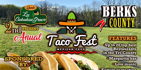 Berks County Taco Festival tickets
