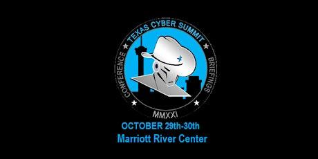 Texas Cyber Summit - 2021 tickets