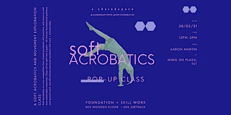 Copy of Soft Acrobatics Pop-Up Class #3 tickets
