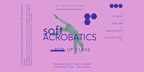 Soft Acrobatics Pop-Up Class #3 tickets