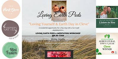 Loving Yourself and Earth Day in Cleve