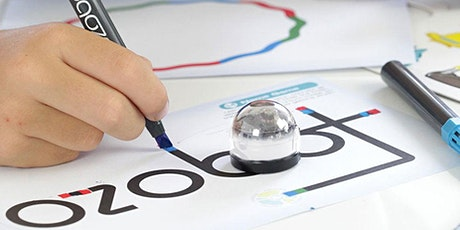 Ozobots (6 - 12yrs) with Kingborough Robotics @ Kingston Library tickets