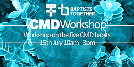 Continuing Ministerial Development (CMD) Habits Workshop tickets