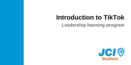 Introduction to TikTok: leadership learning program tickets