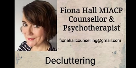 Decluttering and the Impact on our Mental Health tickets