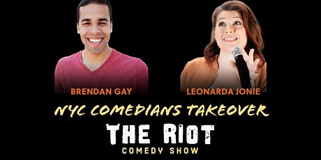 NYC Comedians Takeover The Riot Standup Comedy Show featuring Brendan Gay tickets