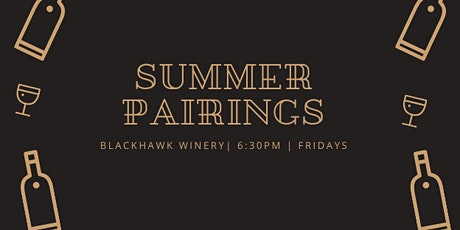 Summer Pairings: Second Chance tickets
