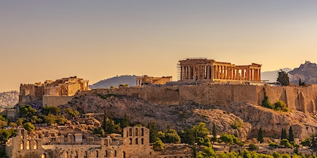 [Archaeologytalks]Beyond the Parthenon: Myth and history on the  Acropolis tickets