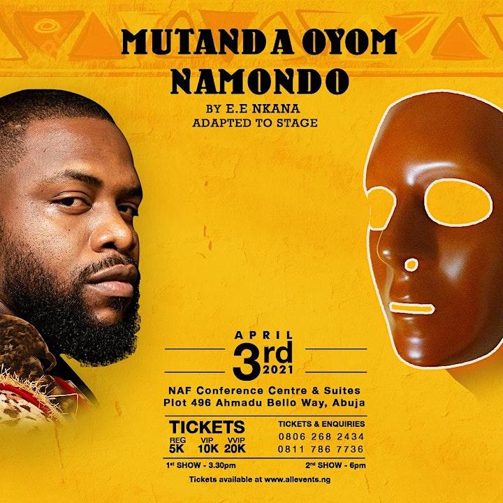 Mutanda Oyom Namondo image
