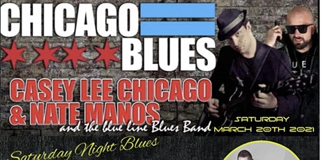 Live Chicago Blues Event tickets