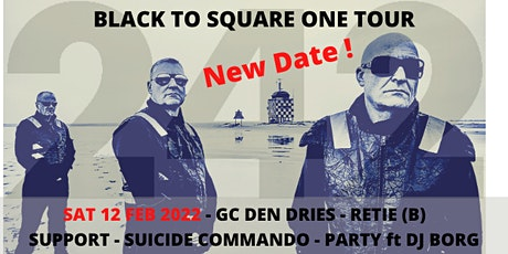 FRONT 242 + Suicide Commando tickets