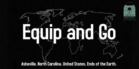 Equip and Go Conference tickets