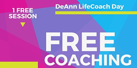Private Coaching Session - FREE tickets